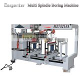 good quality 1,2,3,4,5,6 rows multi spindle boring machine