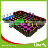 Amusement Park Sports Indoor Playground Trampoline Games for Teenagers with Free Custom Design ( 5.LE.T8.409.031.00)