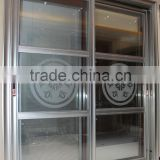 Various colors and glass pattern aluminum living room glass parttion or partition for kitchen & bedroom                                                                                         Most Popular