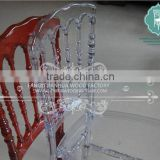 wholesale acrylic tranparent resin napoleon chair elegant plastic chair                                                                                                         Supplier's Choice