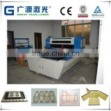 CO2 Laser Die Board Cutting Machine with Brand Laser Tube