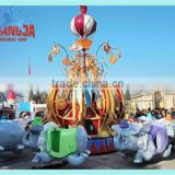 childrens rides flying elephent rides for amusement park