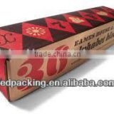 Small printing carton for store and shipping box manufacture in China