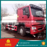 SINOTRUK HOWO water truck back spill and side spout function water curtain nozzle fire nozzle sprinkler