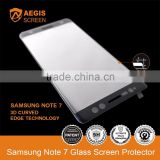Sensitive Touch 3D Heat Bending Full Protective Tempered Glass Samsung Note 7 Screen Protector