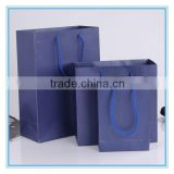 High quality custom printing paper shopping bag&shopping paper bag & paper bag wholesale
