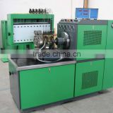 Fuel injection pump test bench with lot of option function