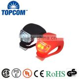 Bicycle Cycling Head Front Rear Wheel Light Silicone LED Light                                                                         Quality Choice