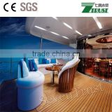 Boat Flooring Marine Waterproof Teak Effect Decking Carpet Vinyl Cockpit Cabin