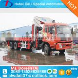 16 MT truck mounted crane