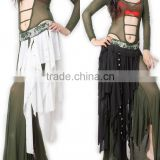 SWEGAL Belly dance Costume belly dance hip scarf,belly dance chain belt SGBDW120021