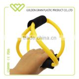Elastic Rubber Tube Soft Fitness Resistance Band Chest Expander