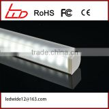 Hight quality Interior decoration for kitchen cabinet corner led aluminum extrusion with diffuser