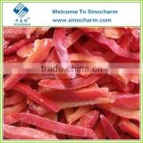 Red Capsicum Sliced Frozen Red Pepper