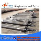 Bimetallic Extruder Screw Barrel for Plastic Recycling Machine/PVC Pipe/Profile Screw Barrel