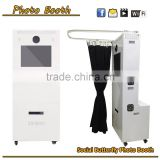 2016 Instagram Sticker Photo Booth With Software/Cabinet/Printer/Camera For Wedding/Party/Rent
