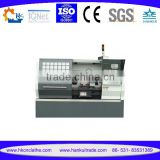 CK6136 Integral Casted Machine Body CNC Lathe/ Small Flat Bed CNC Lathe Machine for Metal Machining