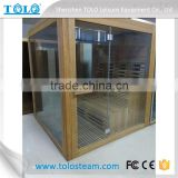 portable sauna room building a sauna wood stove cast iron stove