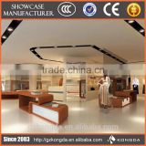 Customized Elegant Retail Garment Shop Interior Design