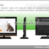 17inch HOTEL TV&KITCHEN TV& BATHROOM LCD TV