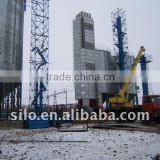 Boda Kazakhstan wheat steel silo project, turkey silo project, steel silo storage solution system