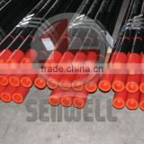 API 5CT seamless steel tubing/ seamless API J55 K55 tubing/ R1 R2 R3 length tubing for well drilling