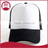 Quality assurance professional trucker cap manufacturers processing custom sponge cap advertising mesh Hat trucker Cap