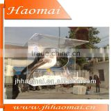 Supply Customized Clear Acrylic Bird Feeder Wholesale Bird Feeder