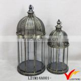 round antique decorative metal lantern in bulk