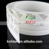 Silicone rubber Wooden door bottom sealing strip