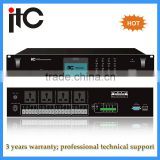 Digital IP Network Audio Adapter for ip network audio system