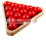 High quality wooden Snooker ball triangle/ Factory promotion