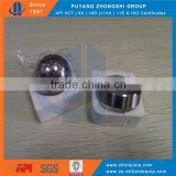 Titanium Carbide valve ball
