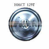 for HINO H06CT excavator machinay parts engine flywheel with ring gear 134501912