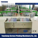 Hot Sale Automatic Screen Printing Machine for T shirt and textile manufacture in Vietnam