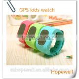 child/elderly/kids gps watch with sos button gps tracker real time tracking