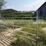 hot sale cheaper metal horse fence panel goat pasture fence cattle fence