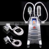 Four Cryolipolyse Handles Cool Body Fat Body Shaping Freezing Sculpting Coldlipolysis Vacuum Cryolipolysis Machine Fat Reduce