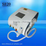 Hair removal and pore shrinking of e light ipl machine for sale