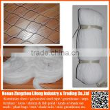 china supplier nylon fruit anti bird protective net , pe uv wire mesh bird capture net , plastic fence bird protection net