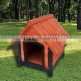 2017 newly designed wooden dog house, dog kennel