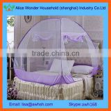 Stainless Steel Free Standing Mosquito Net For Double Bed