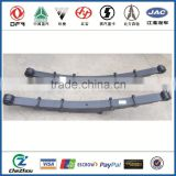 Semi Trailer parts suspension system rear leaf spring