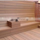 [1]Durable Composite decking material WPC vinyl flooring