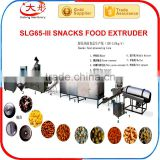 Delicious corn snack food extruder processing line