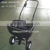 Manual Fertilizer Spreader and Seed Spreader for Garden