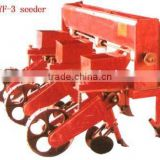 FERTILING AND SOWING PLANTER