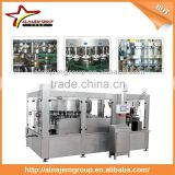 The production Line for Gas-containing Pop-Top Can Drink Filling Machine/Line