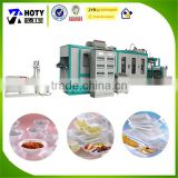foam tray making machine for meat packing