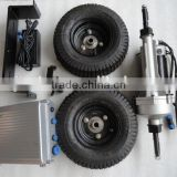 INQUIRY about Column Motor power hand truck kit